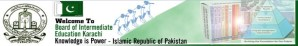 BIEK Inter Part 1 and Part 2 Commerce Private Humanities Regular Karachi Board Date Sheet 2014