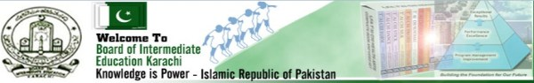 BIEK Karachi Board Date Sheet 2019 Inter Part 1 Part 2 Commerce Private Humanities Regular