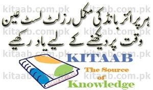 Muzaffarabad Rs 15000 Prize Bond Draw Result Full List 2014 Announced