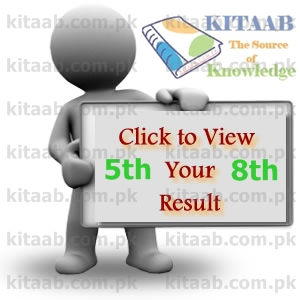 PEC Punjab Board 5th 8th Class Top Position Holders 2019 by Name and Marks