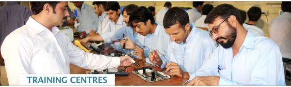 Vocational Training Courses in Fauji Foundation Technical Training Centers