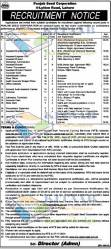 Punjab Seed Corporation Jobs 2014 NTS Test Application Form Eligibility Criteria Last Dates