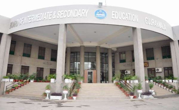 Gujranwala Board Intermediate 12th Class FA/FSc Exams Model Papers Sample Past Pattern Online