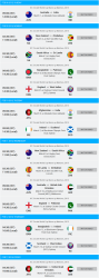 Cricket World Cup 2015 Schedule and Calendar Download the Fixtures