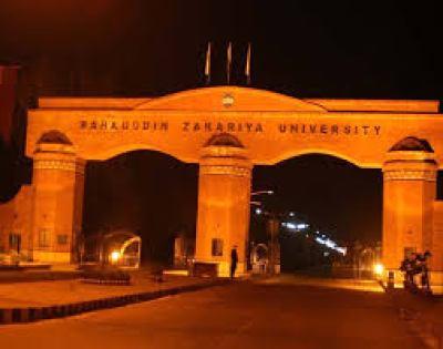 BZU Bahauddin Zakariya University Date Sheet 2020 BA BSc MA MSc Download