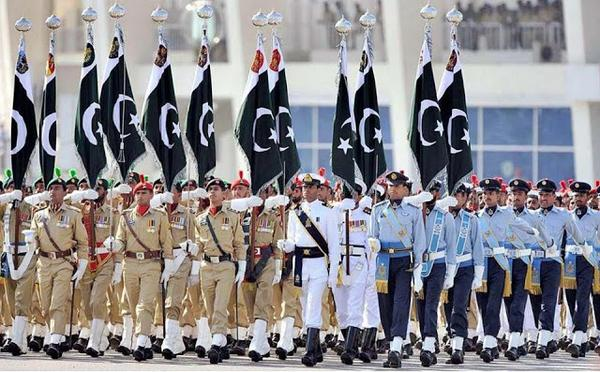 23rd March Watch Live Parade Pakistan Resolution Day