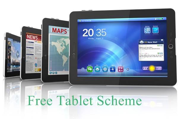 Punjab Free Tablet Distribution Scheme 2020 For 60000 Science Teacher