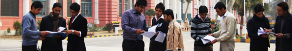 Electrical Mechanical Civil Software Engineering Universities/Colleges in Punjab Entry Test Dates and Merit