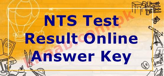 NTS LESCO Test Answer Keys Result 2019 Lahore Jobs in Electric Supply Company Limited