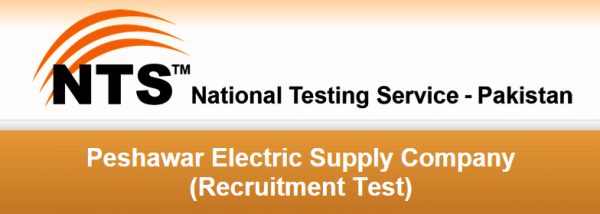 NTS Test PESCO Answer Key Result 2016 Jobs in Peshawar Electric Supply Company