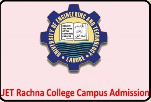 Rachna College of Engineering and Technology Gujranwala UET University Admission 2017 in Electrical Mechanical Civil Application Form Procedure to Apply Engineering College in Punjab