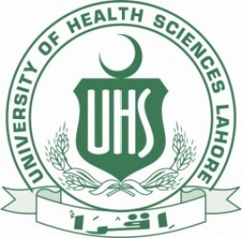 University of Health Sciences Admission 2017 in MBBS BDS DPT D.Pharm Eligibility Criteria Form Download