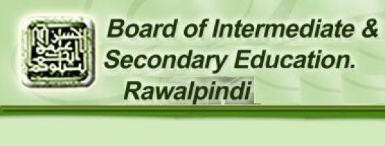Bise Rawalpindi Board 11th 12th Class Model Papers Past Papers and Sample Papers biserwp-edu