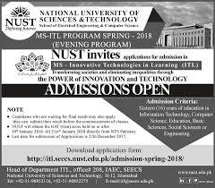 National University of Science and Technology Rawalpindi