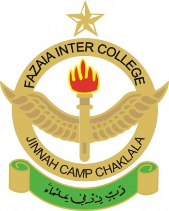 Fazaia Inter College Chaklala in Rwp Rawalpindi Admission 2019 Courses Eligibility Criteria Form Download Dates