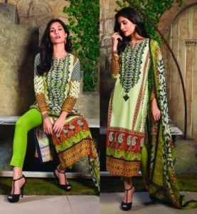 Deepak Perwani Ladies Best Designer Suite Kameez Shalwar Kurti Lawn Exclusive Dresses Pakistani Collection 2016