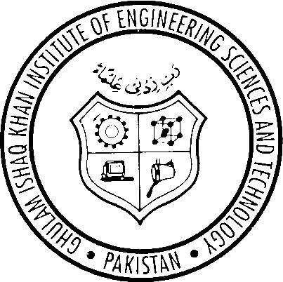 Ghulam Ishaq Khan Institute of Engineering Sciences and