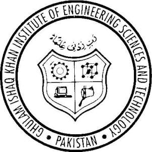 Ghulam Ishaq Khan Institute of Engineering Sciences and Technology Topi GIKI Admission 2019 Application Form