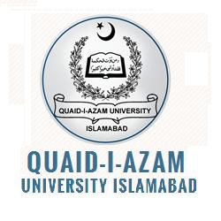 QAU Quaid-i-Azam University Islamabad Entry Test Answer Key Result 2017 Merit List Fee Structure