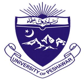 Peshawar University UOP Admission 2017 For MA MSc Online Registration Procedure Dates and Schedule