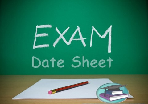 BISE Mirpurkhas Board Date Sheet Part I , II 2017 Download Matric SSC 9th and 10th Class Date Sheet 2017