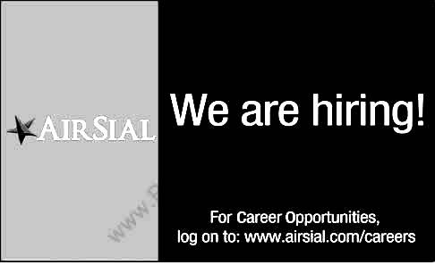 Air Sial Pakistan Jobs 2017 Email Address Managers, Engineers, Executives & Others