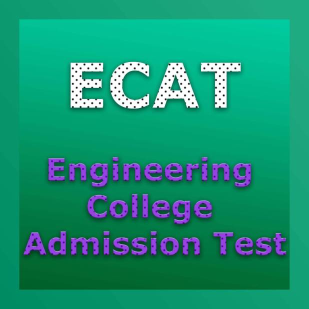 ECAT Engineering Admission Entry Test 2018 Admit Card / Roll Number Slips