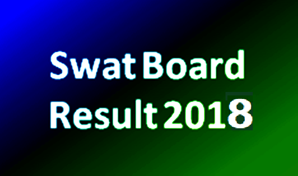 BISE Sawat Matric 9th 10th Class Result 2018 SSC Part 1/2