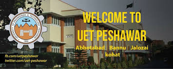 UET Entry Test for Admission in Engineering & Technology University Form Download