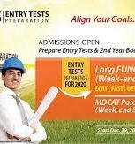 KIPS Academy MCAT ECAT Admission Entrance Test Preparation Class 2020
