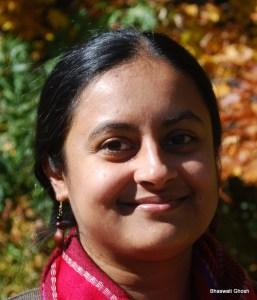 Bhaswati Ghosh