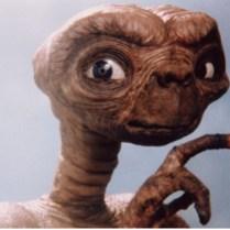 Steven Spielberg's ET