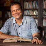"""""""Words and the music of words are closest to my heart."""" – Jerry Pinto (Poet, Author, Translator)"""