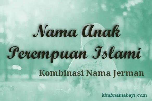 Nama Anak Perempuan Islami Jerman
