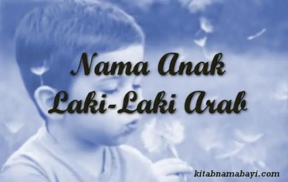 Nama Anak Laki Laki Bahasa Arab