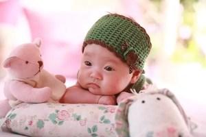 Nama Bayi Perempuan China