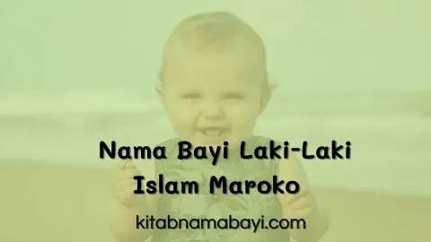 Nama Bayi Laki-Laki Muslim Maroko