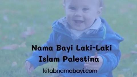 Nama Bayi Laki-Laki Islam Palestina
