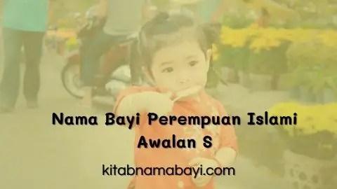 Nama Bayi perempuan islami awalan S