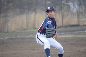 関東連盟第41回春季大会3月26日vs将門ベースボールクラブ