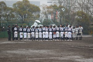 関東連盟第41回春季大会3月26日vs江東タイヨー