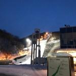 札幌大倉山ジャンプ競技場・最近の札幌の夜景その2