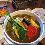 由仁町でランチ!キッチンファームヤードでゆっくりと昼食