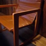 たためる椅子