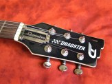 Dragster – headstock front