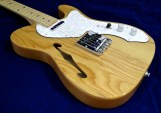 Tokai ATE-33N Thinline – body beauty 2