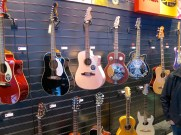 Fuzz 2015 – Fender acoustic guitars