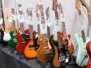 Fuzz 2015 – more No1 Guitar Shop guitars