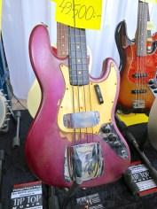 Fuzz 2015 – vintage Jazz Bass