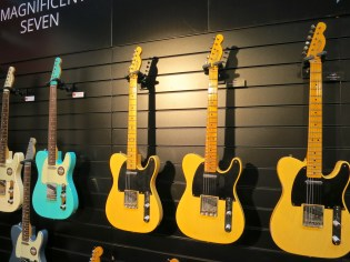 Fuzz 2016 – Fender Custom Shop